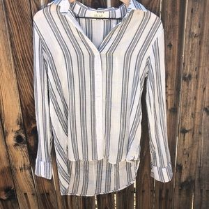 Bella Dahl button down blouse